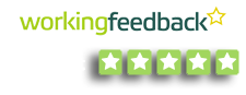 Working Feedback rated Excellent