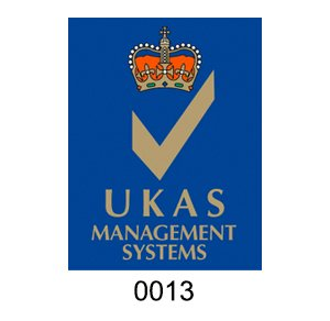 UKAS Management Systems Accredited