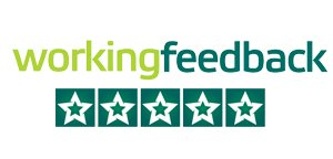 Working Feedback 5 Star Accredited
